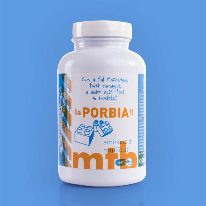 Aminoacidi ramificati la Porbia